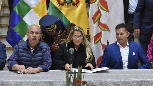 Bolivia deroga el polémico decreto que daba inmunidad a las fuerzas del orden