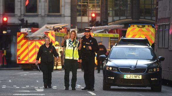 Dos muertos en el atentado del Puente de Londres
