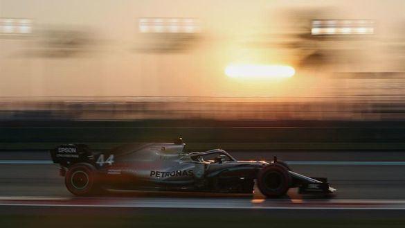 F1. La última pole del año, para Hamilton