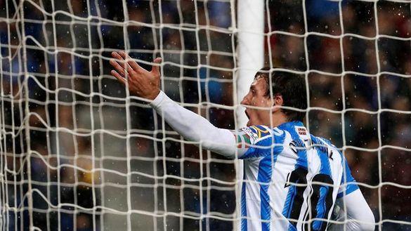 La Real no pierde el pulso a la Champions | 4-1