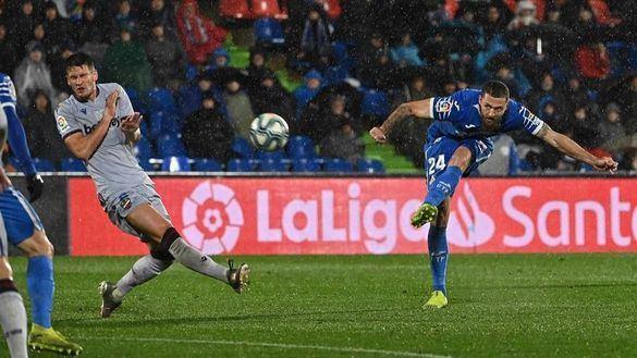 Lluvia de goles en Getafe | 4-0