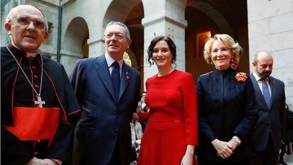 Aguirre, partidaria de que el PP facilite la investidura de Sánchez