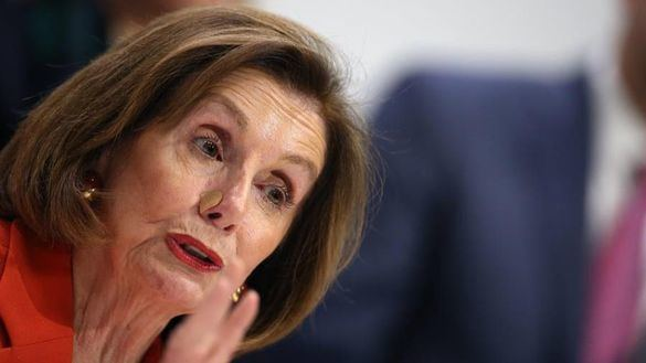 Nancy Pelosi dice que EEUU sigue