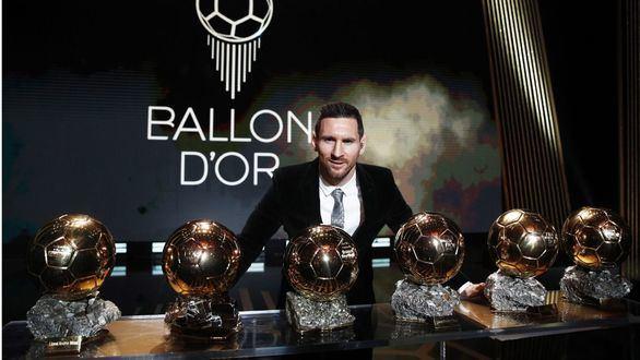 Leo Messi conquista su sexto Balón de Oro como mejor jugador de 2019