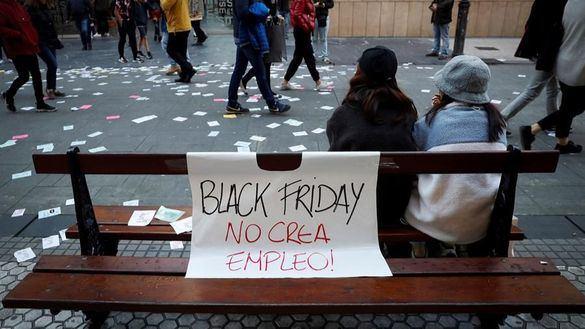 Pese al Black Friday, el empleo deja 53.114 trabajadores menos
