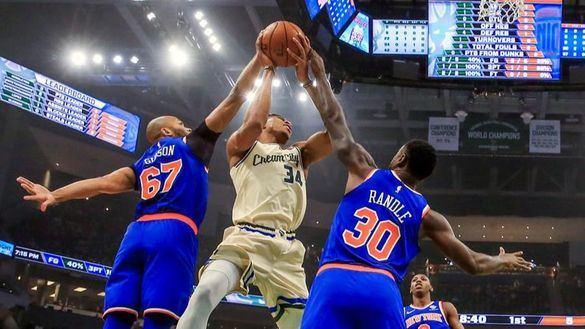 NBA. Los Bucks y Antetokounmpo están de vuelta: líderes de la liga