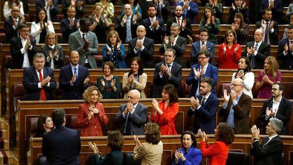 Batet y Llop, presidentas del Congreso y del Senado