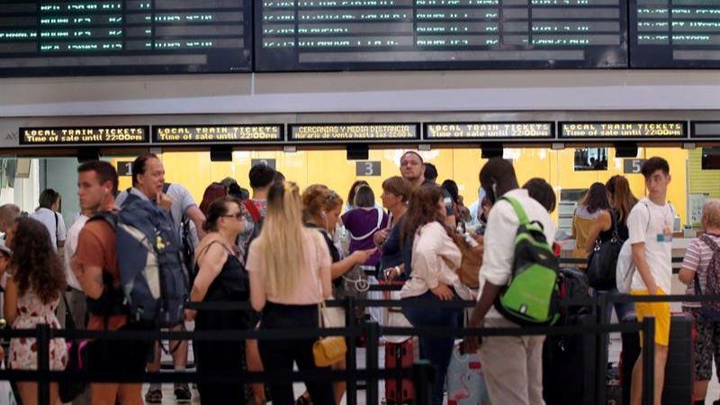 Huelga de Renfe: consulte aquí si su tren se ha visto afectado