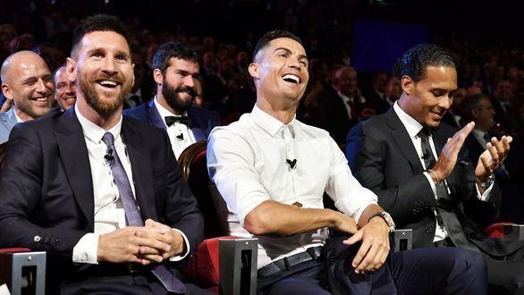 Messi: 'Cuando Cristiano me empató con cinco Balones de Oro me dolió'