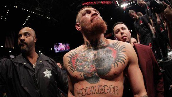 UFC. Conor McGregor acelera, con nueva dieta, para regresar al octágono