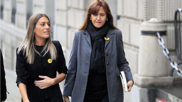 El PSOE también busca el apoyo del partido de Torra: 'Ha ido muy bien'