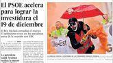 Las portadas de los periódicos de hoy, viernes 6 de diciembre