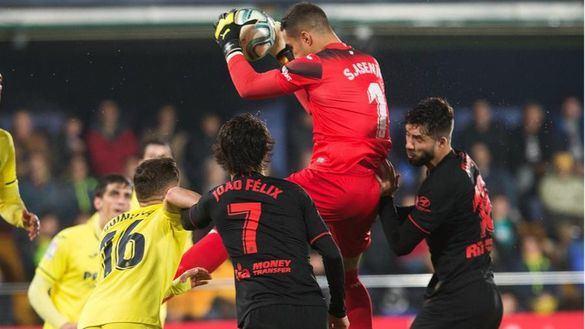 Nuevo pinchazo del Atlético en Liga tras empatar ante el Villarreal | 0-0