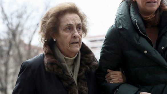 Teresa Rivero, viuda de José María Ruiz-Mateos, al borde del desahucio