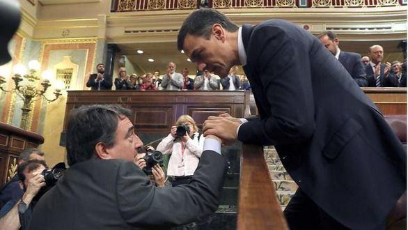 El PNV aprieta a Sánchez: