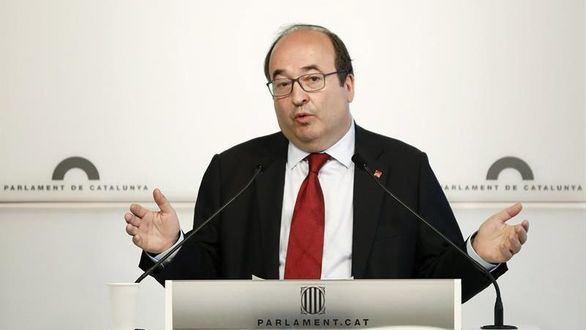 Avalancha de críticas a Miquel Iceta por asegurar que en España hay