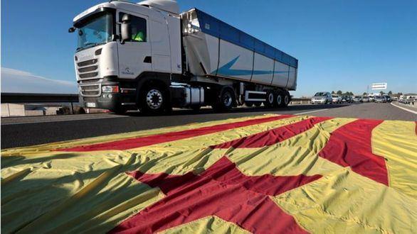 Huelga general en Cataluña del 8 de noviembre