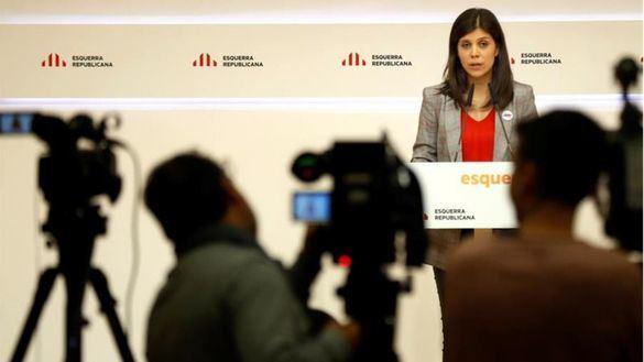 ERC: no habrá acuerdo de Gobierno con el PSOE antes de enero