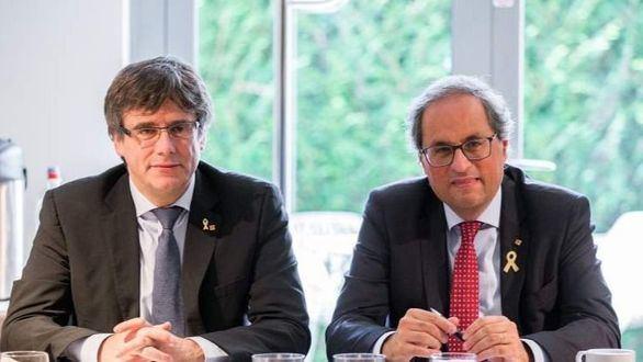Puigdemont se ofrece como interlocutor para negociar con Sánchez