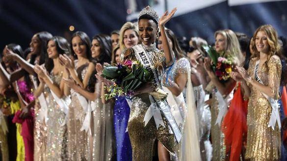 La modelo feminista Zozibini Tunzi se proclama Miss Universo 2019