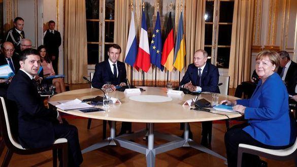 Macron y Merkel arrancan el respeto de Putin al alto el fuego en Ucrania