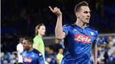 Europa alivia la crisis del Nápoles | 4-0