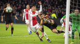 El Valencia resiste al Ajax y pasa como primero | 0-1