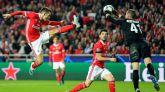 El Benfica renace para arrollar al Zenit y jugar la Europa League | 3-0