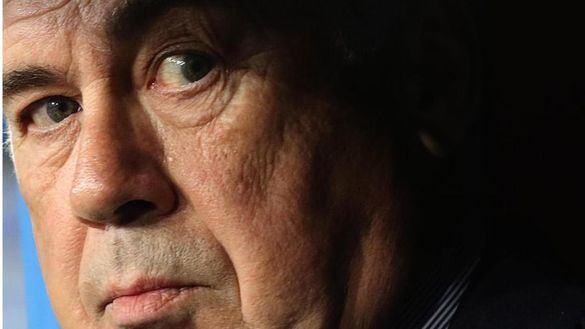 El Nápoles despide a Carlo Ancelotti