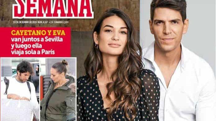 Eva González y Cayetano Rivera intentan volver a la normalidad tras la polémica