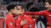 El Bayern firma ante el Tottenham pleno de victorias | 3-1