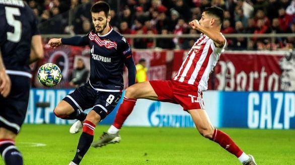 El Arabi da de penalti la Liga Europa al Olympiacos | 1-0