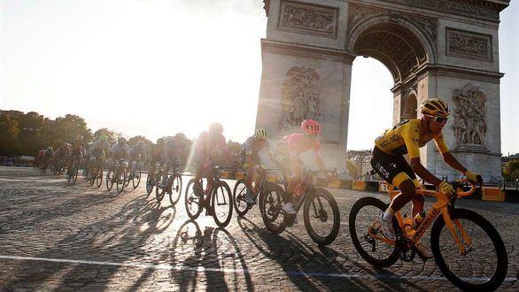 Tour de Francia. El primer equipo israelí en correr la 'Grande Boucle' tiene a un español