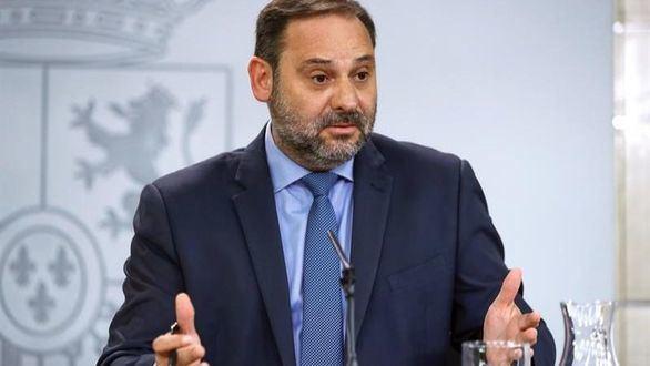 Ábalos reconoce que la fecha de investidura depende de los independentistas