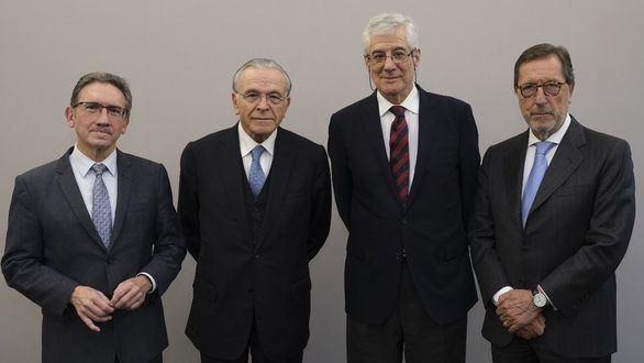Antonio Vila sustituye a Jaume Giró al frente de la Fundación Bancaria 'la Caixa'
