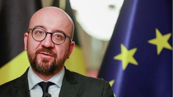 El primer ministro belga Charles Michel.