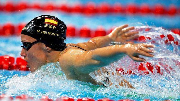 Amsterdam Swim Cup. Belmonte y Vall y Jimena clasifican a Tokio 2020