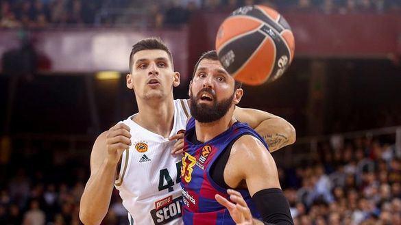 Euroliga. El Barcelona de Mirotic también puede con el Panathinaikos | 98-86