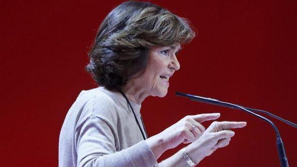 Calvo responsabiliza a PP y Cs de que el PSOE tenga que negociar con el separatismo