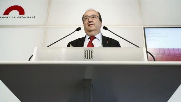 Duro cruce de acusaciones entre Iceta, Page y Lambán por la negociación del PSOE con ERC