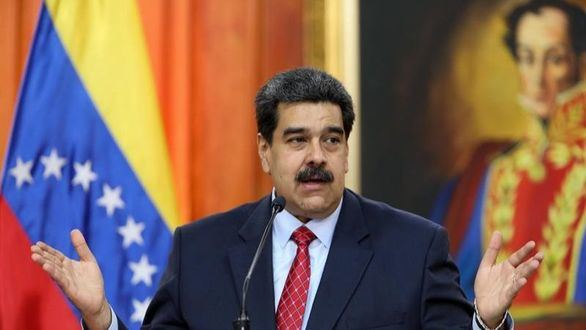 Maduro, en la Corte Penal Internacional