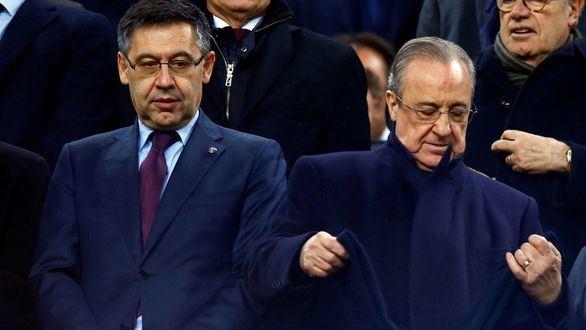 El Real Madrid recela del árbitro del Clásico y el Barcelona se queja a la RFEF