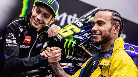 MotoGP. Valentino Rossi quiere seguir los pasos de Fernando Alonso