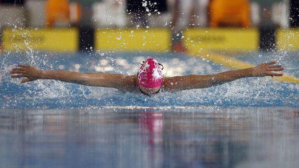 Amsterdam Swim Cup. Lidón Muñoz mira hacia Tokio 2020 con dos récords