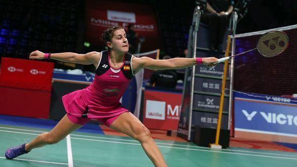 Internacional. Carolina Marín se relanza ganando en Italia