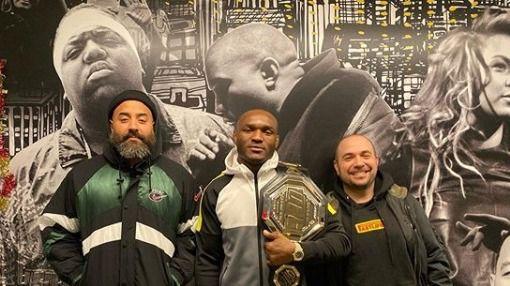 UFC 245. Kamaru Usman le partió la cara a Covington, el luchador de Trump