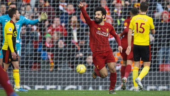 Ligas europeas. El Liverpool se escapa y el Leipzig sigue soñando