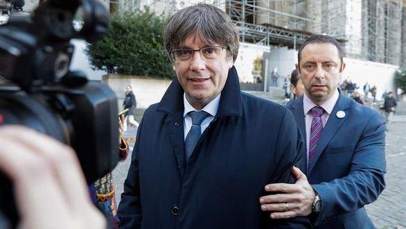Aplazada la decisión sobre Puigdemont hasta conocer el fallo sobre la inmunidad de Junqueras