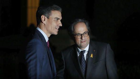 Sánchez acepta la exigencia de ERC y se reunirá con Torra de gobierno a gobierno