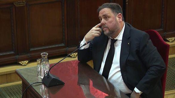 Tres de doce magistrados del TC: la preventiva de Junqueras anuló sus derechos políticos